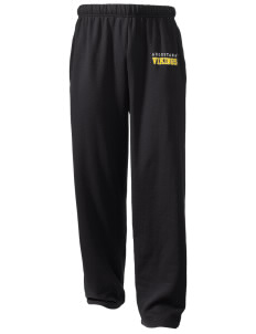Augustana College Vikings  Holloway Arena Open Bottom Sweatpants