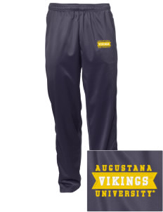 Augustana College Vikings Embroidered Men's Tricot Track Pants