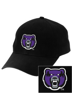 University of Central Arkansas Bears Embroidered Low-Profile Cap