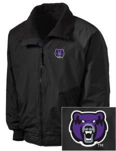 University of Central Arkansas Bears Embroidered Tall Men's Challenger Jacket