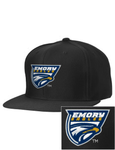 Emory University Eagles Embroidered D-Series Cap