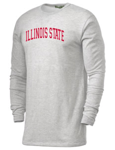 Illinois State University Redbirds Alternative Men's 4.4 oz. Long-Sleeve T-Shirt