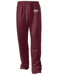 Lenoir-Rhyne University Bears Embroidered Holloway Men's 50/50 Sweatpants
