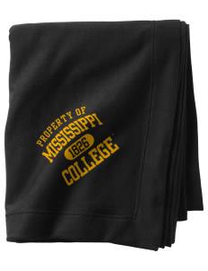 Mississippi College Choctaws  Sweatshirt Blanket