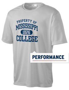 Mississippi College Choctaws Men's Competitor Performance T-Shirt