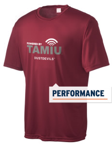 Texas A&M International University Dustdevils Men's Competitor Performance T-Shirt