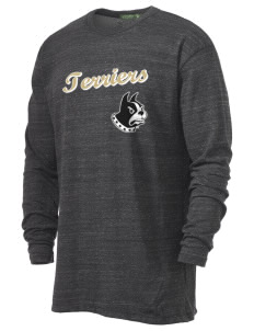 Wofford College Terriers Alternative Men's 4.4 oz. Long-Sleeve T-Shirt