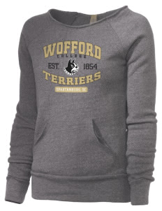 Wofford College Terriers Alternative Women's Maniac Sweatshirt