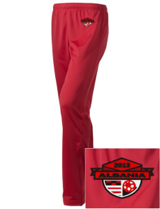 Albania Soccer Embroidered Holloway Women's Contact Warmup Pants