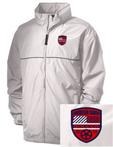 American Samoa Soccer Embroidered Men's Element Jacket