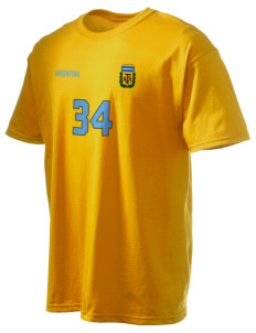 Argentina Soccer Ultra Cotton T-Shirt