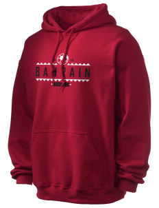 Bahrain Soccer Ultra Blend 50/50 Hooded Sweatshirt