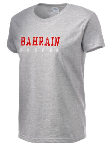 Bahrain Soccer Women's 6.1 oz Ultra Cotton T-Shirt