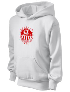 Bahrain Soccer Kid's Hooded Sweatshirt