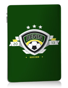 Benin Soccer Apple iPad Skin