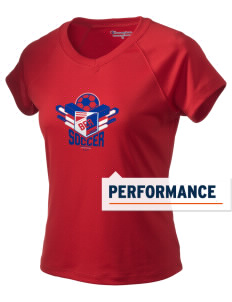 Bermuda Soccer Champion Women's Wicking T-Shirt