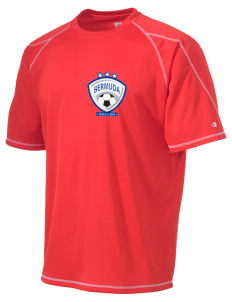 Bermuda Soccer Champion Men's 4.1 oz Double Dry Odor Resistance T-Shirt