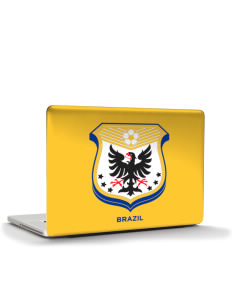 "Brazil Soccer Apple Macbook Pro 17"" (2008 Model) Skin"