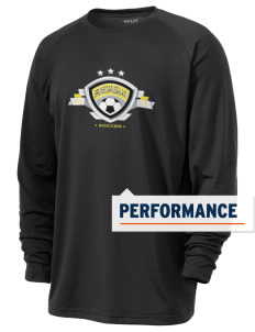 Brunei Darussalam Soccer Men's Ultimate Performance Long Sleeve T-Shirt