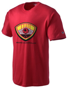 Brunei Darussalam Soccer Champion Men's Tagless T-Shirt