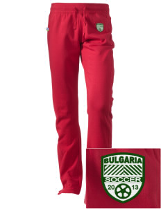 Bulgaria Soccer Embroidered Holloway Women's Axis Performance Sweatpants