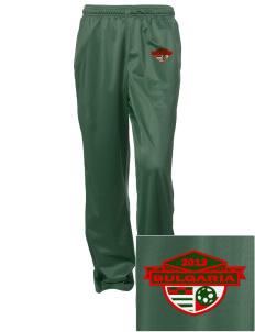 Bulgaria Soccer Embroidered Women's Tricot Track Pants