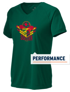Cameroon Soccer Holloway Women's Zoom Performance T-Shirt