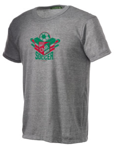 Cameroon Soccer Alternative Men's Eco Heather T-shirt