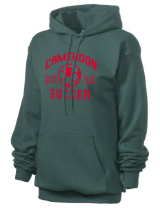 Cameroon Soccer Unisex 7.8 oz Lightweight Hooded Sweatshirt