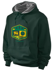 Cameroon Soccer Champion Men's Hooded Sweatshirt