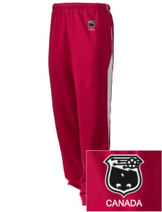 Canada Soccer Embroidered Holloway Men's Pivot Warm Up Pants