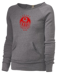 Canada Soccer Alternative Women's Maniac Sweatshirt