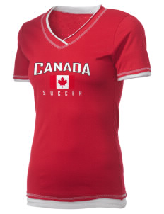 Canada Soccer Holloway Women's Dream T-Shirt