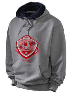 Canada Soccer Champion Men's Hooded Sweatshirt