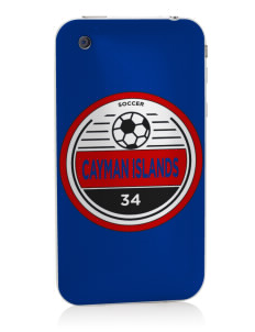Cayman Islands Soccer Apple iPhone 3G/ 3GS Skin