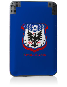 Cayman Islands Soccer Kindle Keyboard 3G Skin