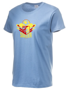 Chad Soccer Women's 6.1 oz Ultra Cotton T-Shirt