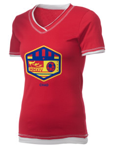 Chad Soccer Holloway Women's Dream T-Shirt