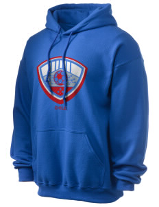 Chile Soccer Ultra Blend 50/50 Hooded Sweatshirt