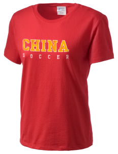 China Soccer Women's Essential T-Shirt