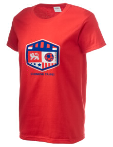 Chinese Taipei Soccer Women's 6.1 oz Ultra Cotton T-Shirt