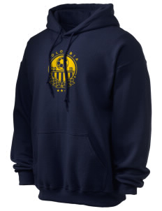 Colombia Soccer Ultra Blend 50/50 Hooded Sweatshirt