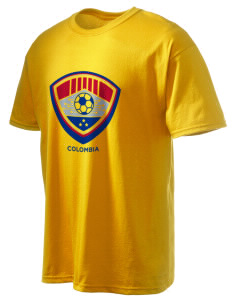 Colombia Soccer Ultra Cotton T-Shirt