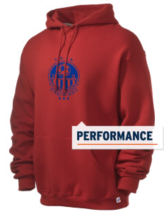 Cuba Soccer Russell Men's Dri-Power Hooded Sweatshirt