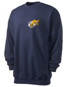 Curacao Soccer Men's 7.8 oz Lightweight Crewneck Sweatshirt