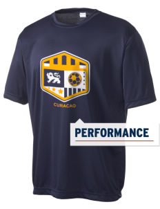 Curacao Soccer Men's Competitor Performance T-Shirt