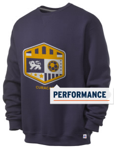 Curacao Soccer  Russell Men's Dri-Power Crewneck Sweatshirt