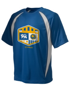 Cyprus Soccer Champion Men's Double Dry Elevation T-Shirt