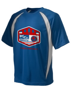 Czech Republic Soccer Champion Men's Double Dry Elevation T-Shirt