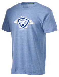 Honduras Soccer Alternative Men's Eco Heather T-shirt